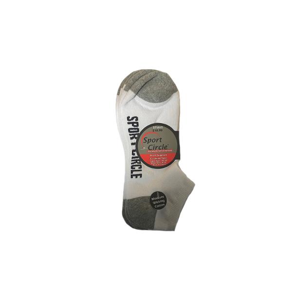 SPORT CIRCLE 3PR PREMIUM LOW CUTS- STYLE #306L-3/1099